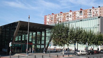 Localizaci n conservatorio j c de arriaga plaza - Conservatorio musica bilbao ...